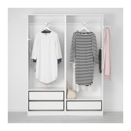 Image result for ikea desk and bed combo Pax wardrobe