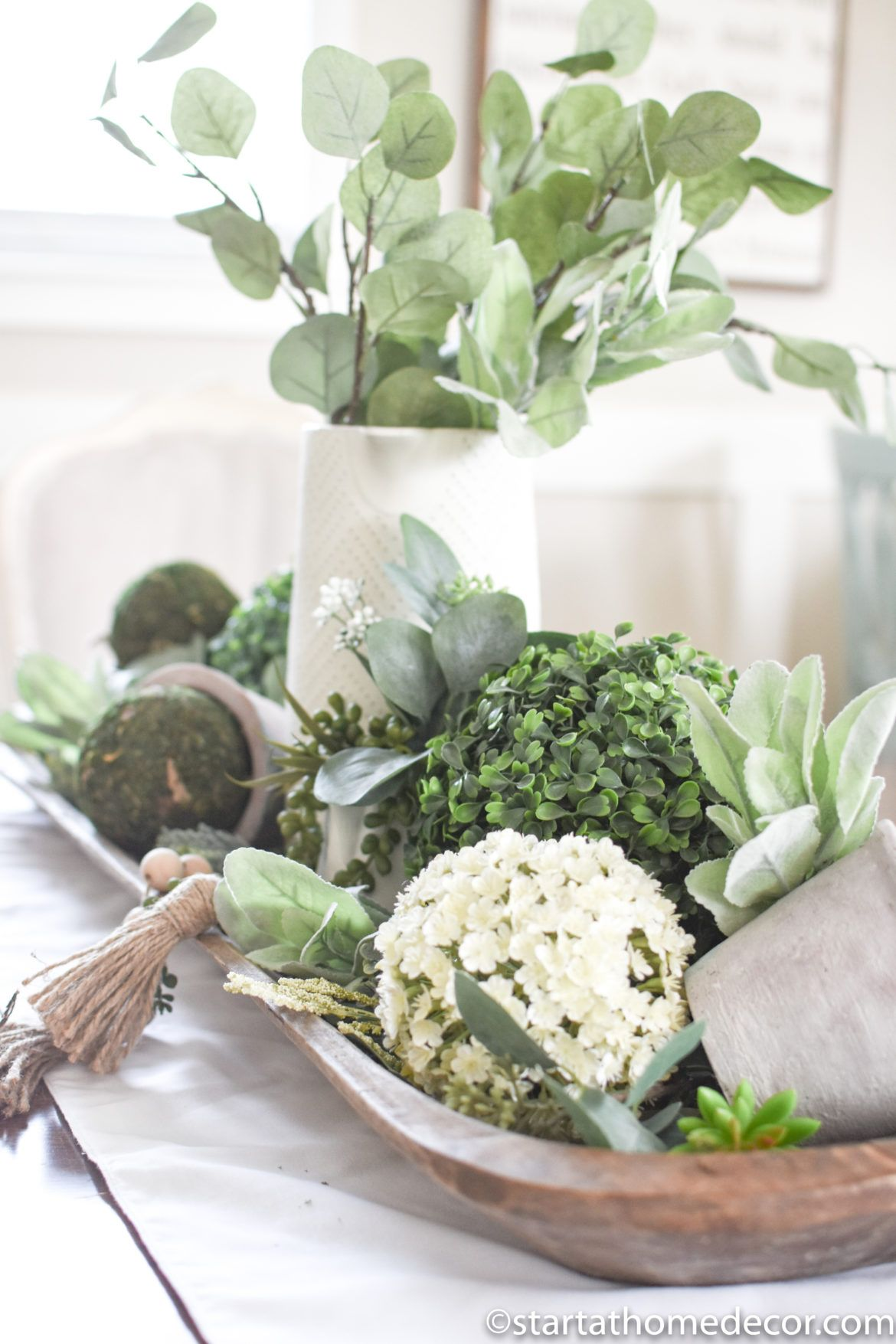 How to Decorate with Faux Plants