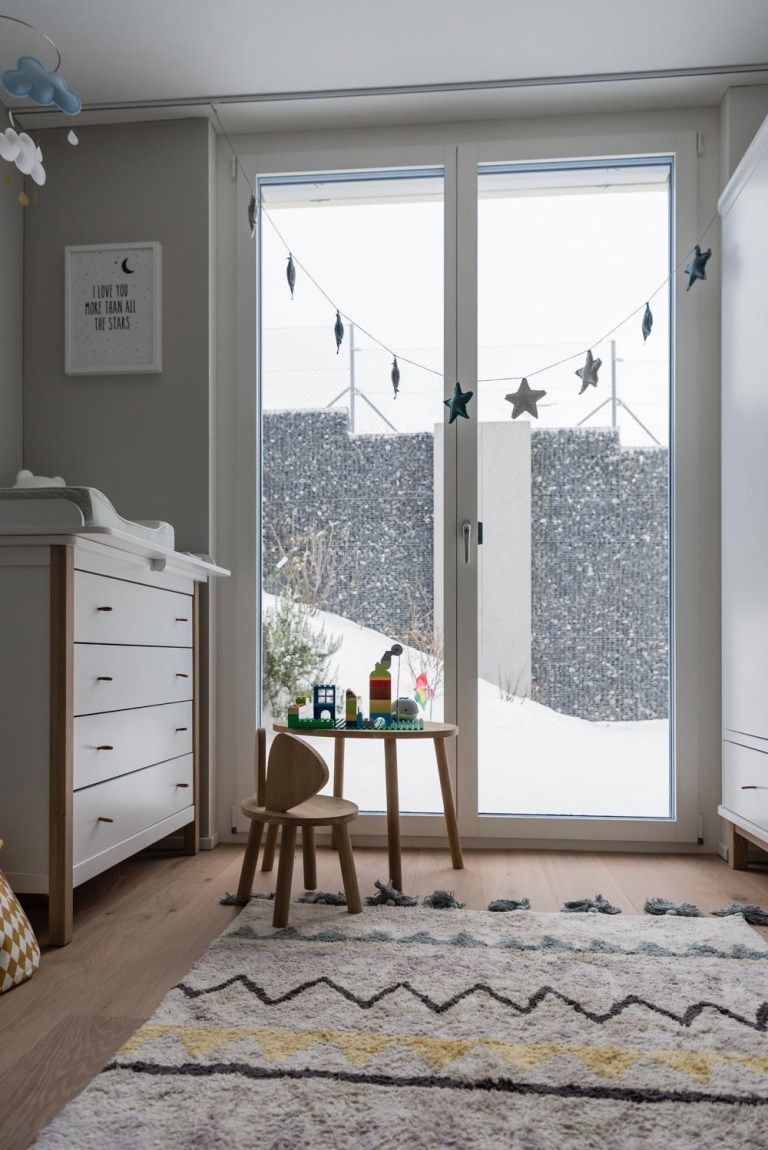5 Tipps, um ein kleines Kinderzimmer einzurichten
