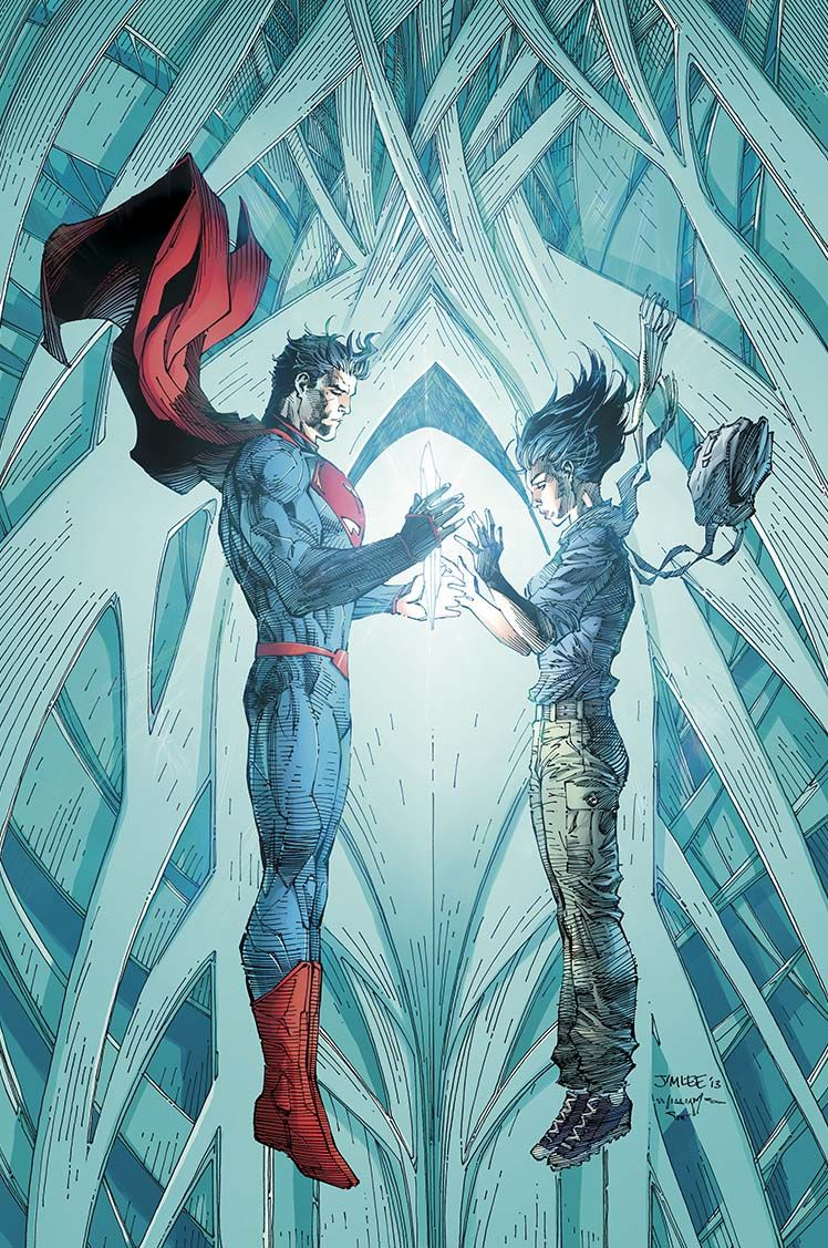 DC Comics Solicitations for November 2013 - IGN