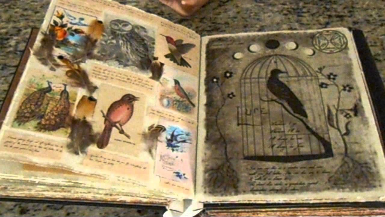 Pagan Scrapbook Supply Practical Magic Esoterika