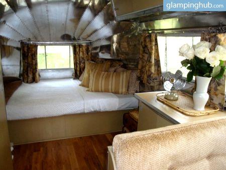 Airstream Caravan in Tampa, Florida | Glamping in FL | Travel