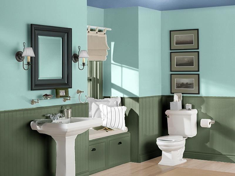 benjamin moore bathroom