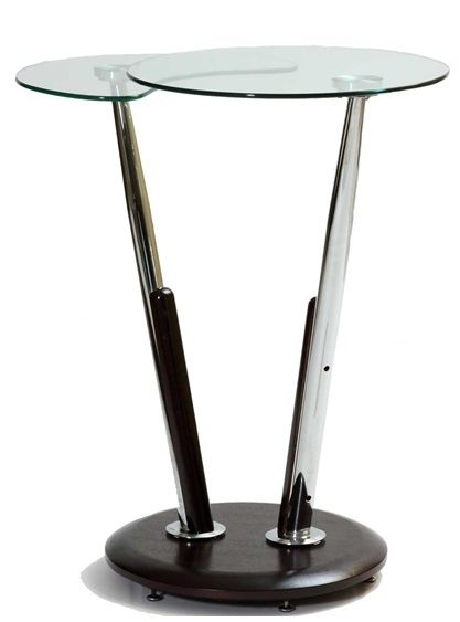 Artzy Bar Table with Swivel Glass #968706 $529.99 www.lambertpaint.com