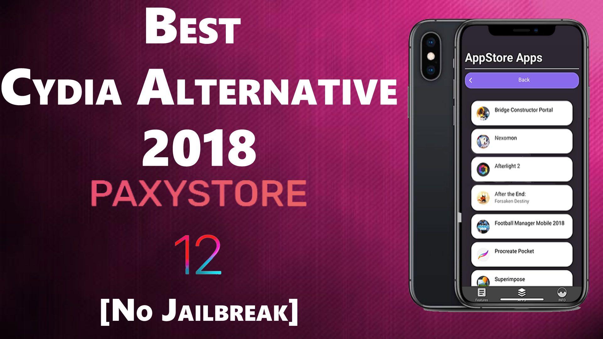 Best cydia alternative 2018 get it on ios 12 no