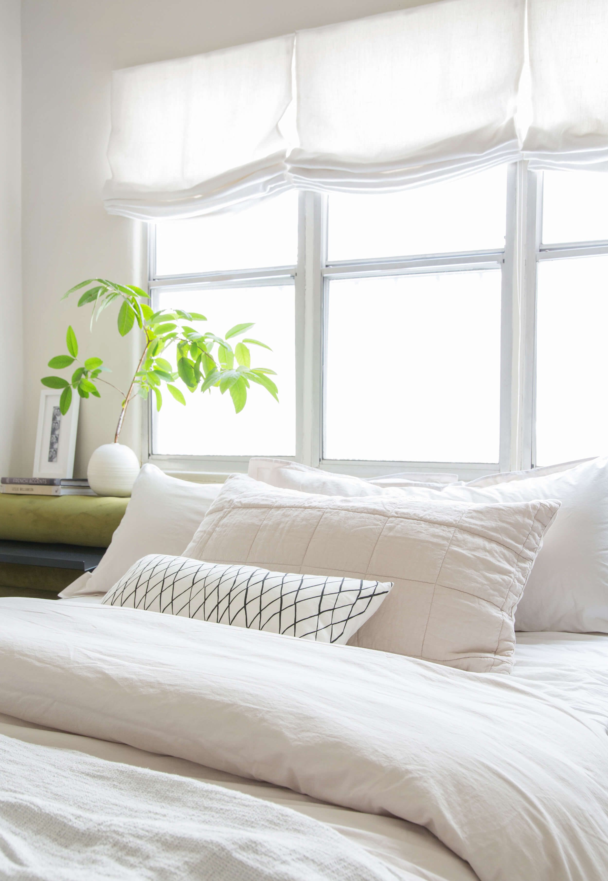 Bradyus bedroom makeover with parachute emily henderson airbnb