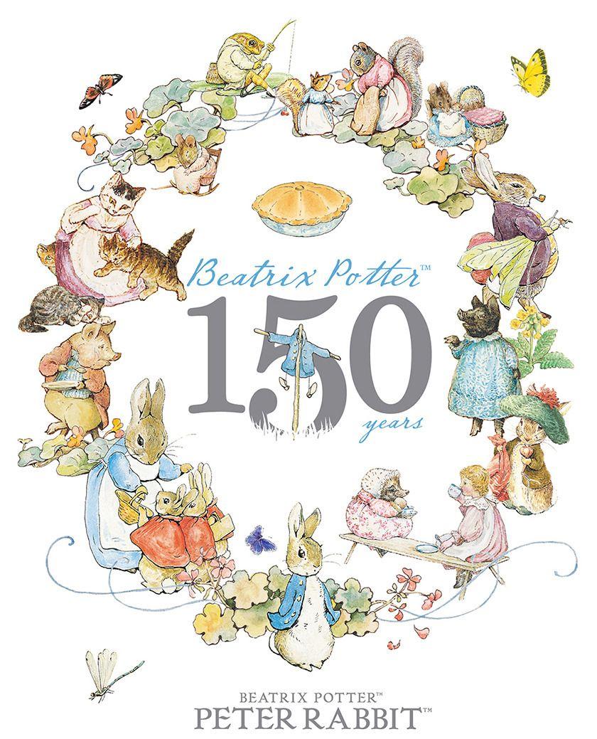 ビアトリクス ポター 生誕150周年記念 ピーターラビット 展