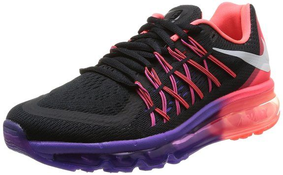 Zapatillas Nike Air Max 2015 Mujer En Runningofertas Com Nike Air Max 2015 Nike Women Nike Shoes Women