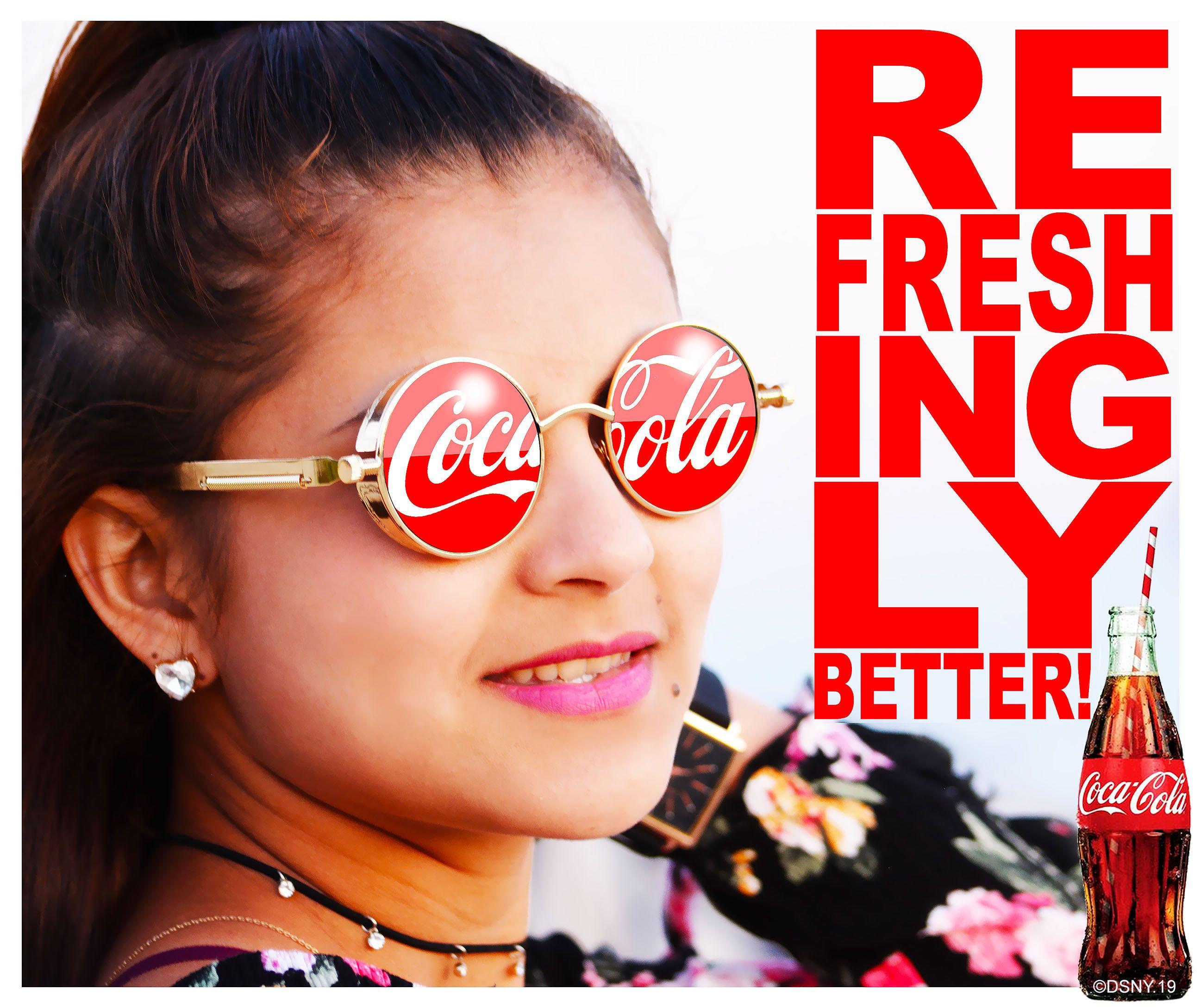 Coca-Cola Girl, Coke Girl, Coca-Cola Bottle, Coke Bottle