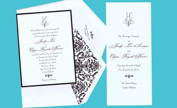 beautiful invitations  http://www.alansinvitations.com/