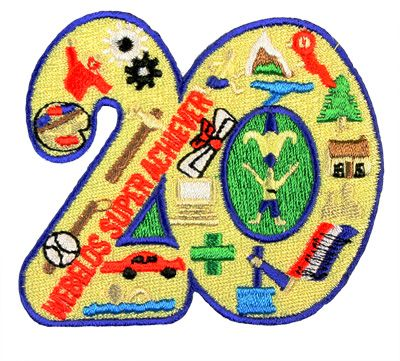 $3 95 Awards & Gifts :: Recognition Plaques :: Webelos 20