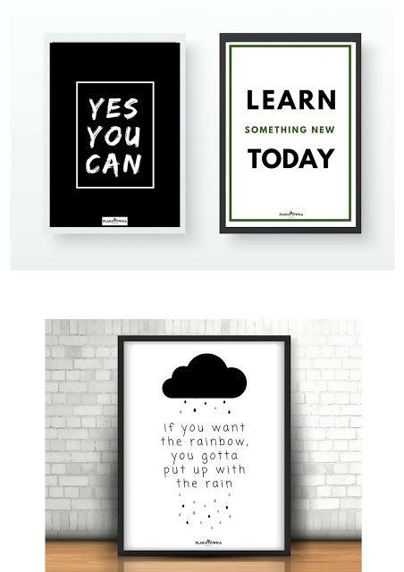 Plakaty Motywacyjne Do Pobrania Plakaty Do Pobrania