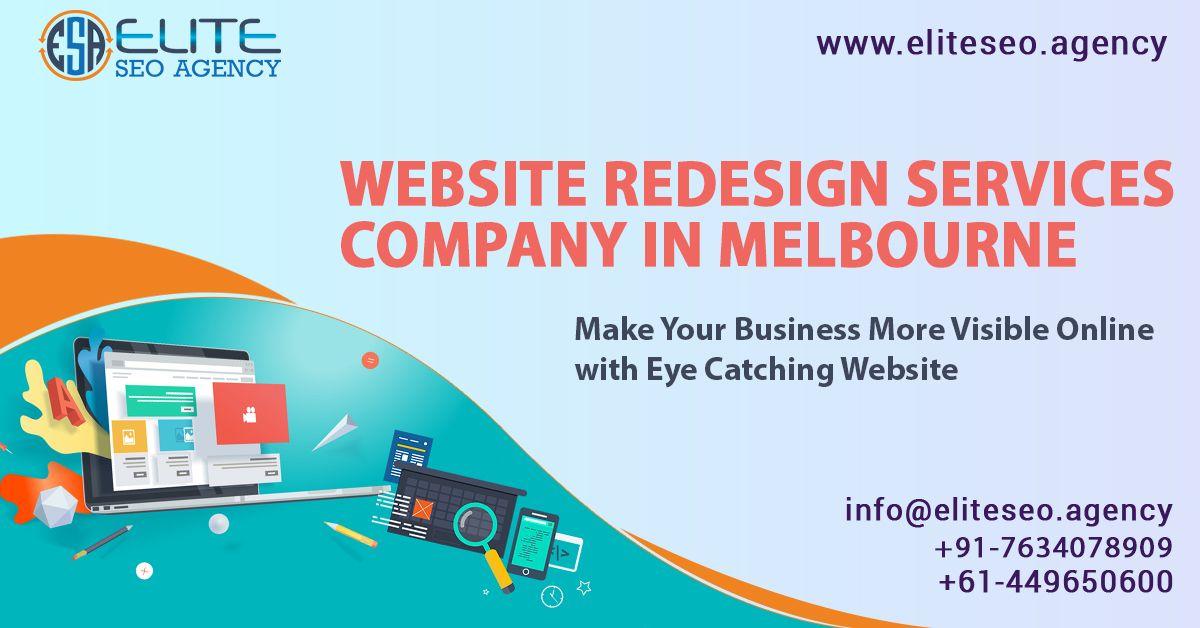 Website Redesign Services Company Melbourne Website Redesign Seo Agency Website Design Company