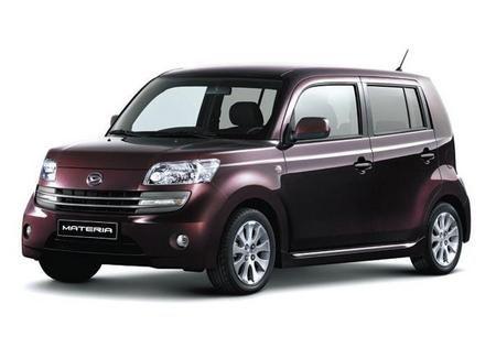 Daihatsu Materia Daihatsu Car Car Manufacturers
