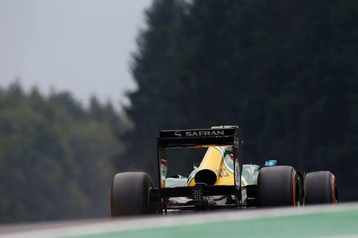 f1 Giedo van der Garde tiene varias opciones abiertas para 2014