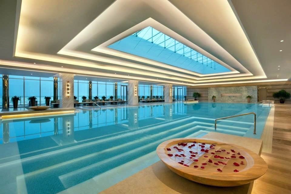 Ways To Decorate A Indoor Dog Swimming Pool Near Me Exclusive On Neuron Home Decor Indoor Swimming Pool Design Luxury Swimming Pools Indoor Pool Design
