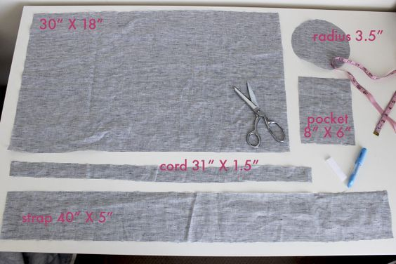 6f20b02a78 DIY Yoga Mat Bag (with step-by-step instructions!)