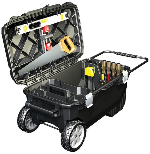 Stanley Fatmax Mobile Chest 1 94 850 Sta194850 At D M Tools