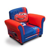 Disney Pixar Cars Upholstered Chair | Upholstered chairs ...