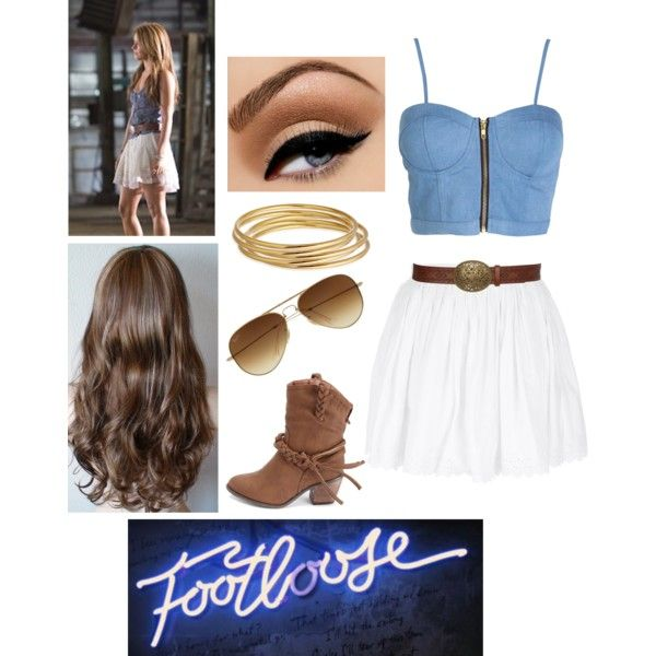 ariel style clothing footloose - Google Search | Country ...