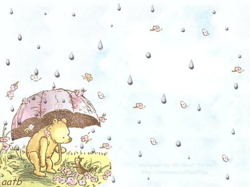 Classic Winnie the Pooh Wallpaper - WallpaperSafari ...
