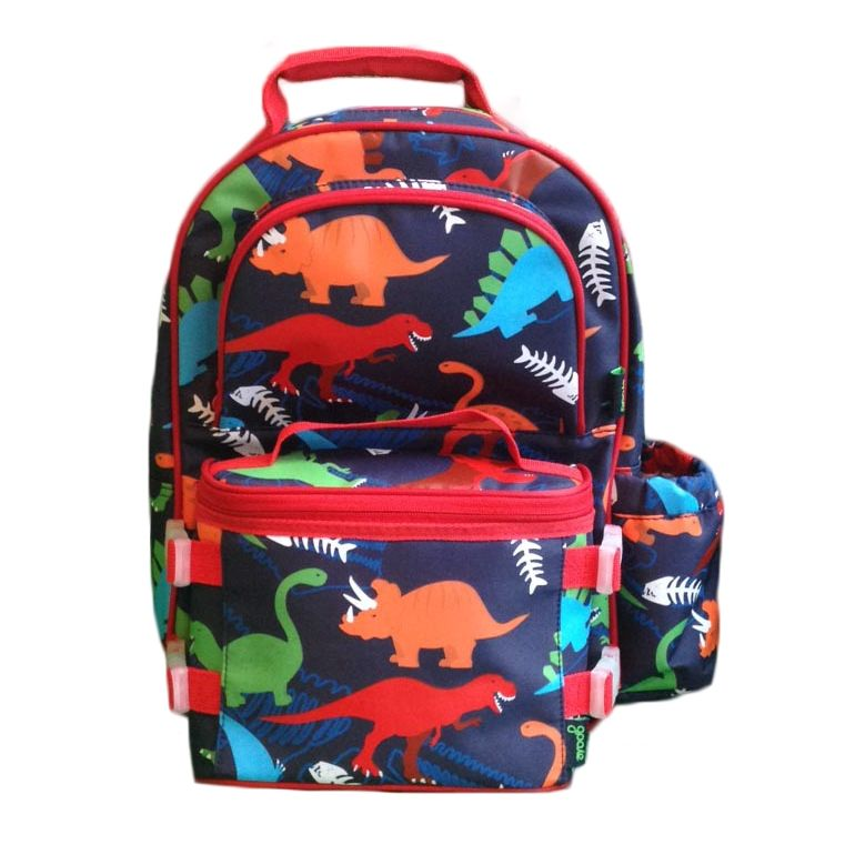 Gooie Backpack with Lunch Box - Kids Lunch Bag | for josh ...