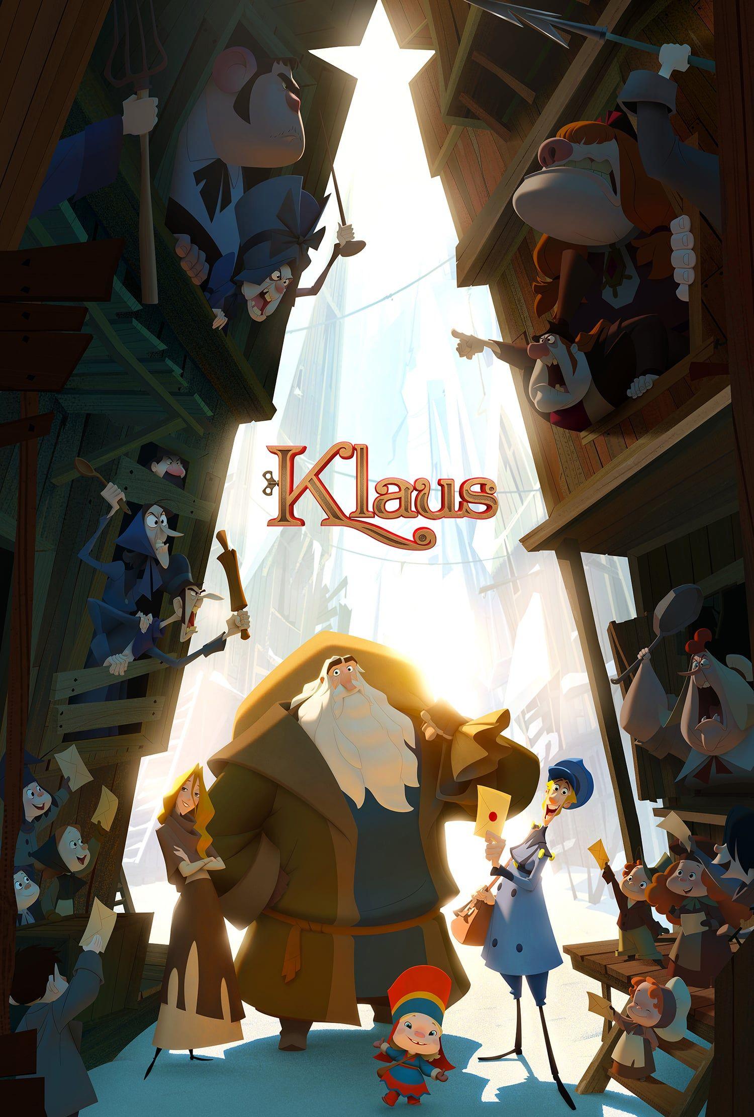 Hd 1080p Klaus Full Movie Sub English Klaus Klaus2019 Klausmovies Klausfullmovie Films Pour Enfants Film De Noel Films Complets