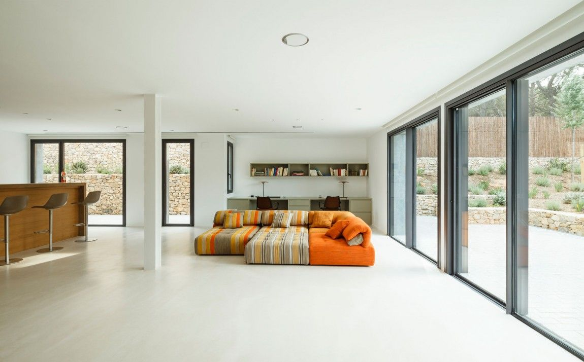 Thomsen House by Costa Calsamiglia Arquitecte (10) | el tonic ...