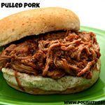 Rootbeer pulled pork