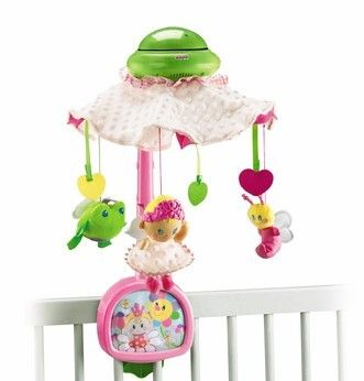 Fisher price perfectly pink fairy 2 in 1 mobile enchanting mobile fisher price perfectly pink fairy 2 in 1 mobile enchanting mobile that entertains mozeypictures Image collections