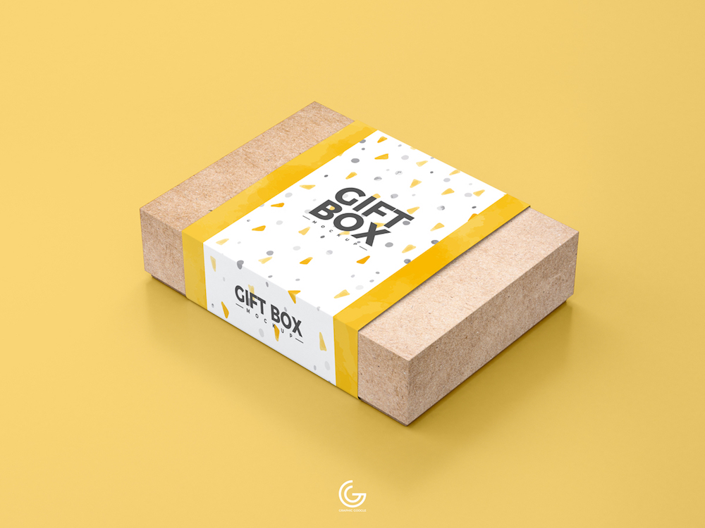 Download 36 Free Box Mockups For Striking Packaging 2020 Colorlib In 2020 Paper Gifts Free Boxes Paper Gift Box