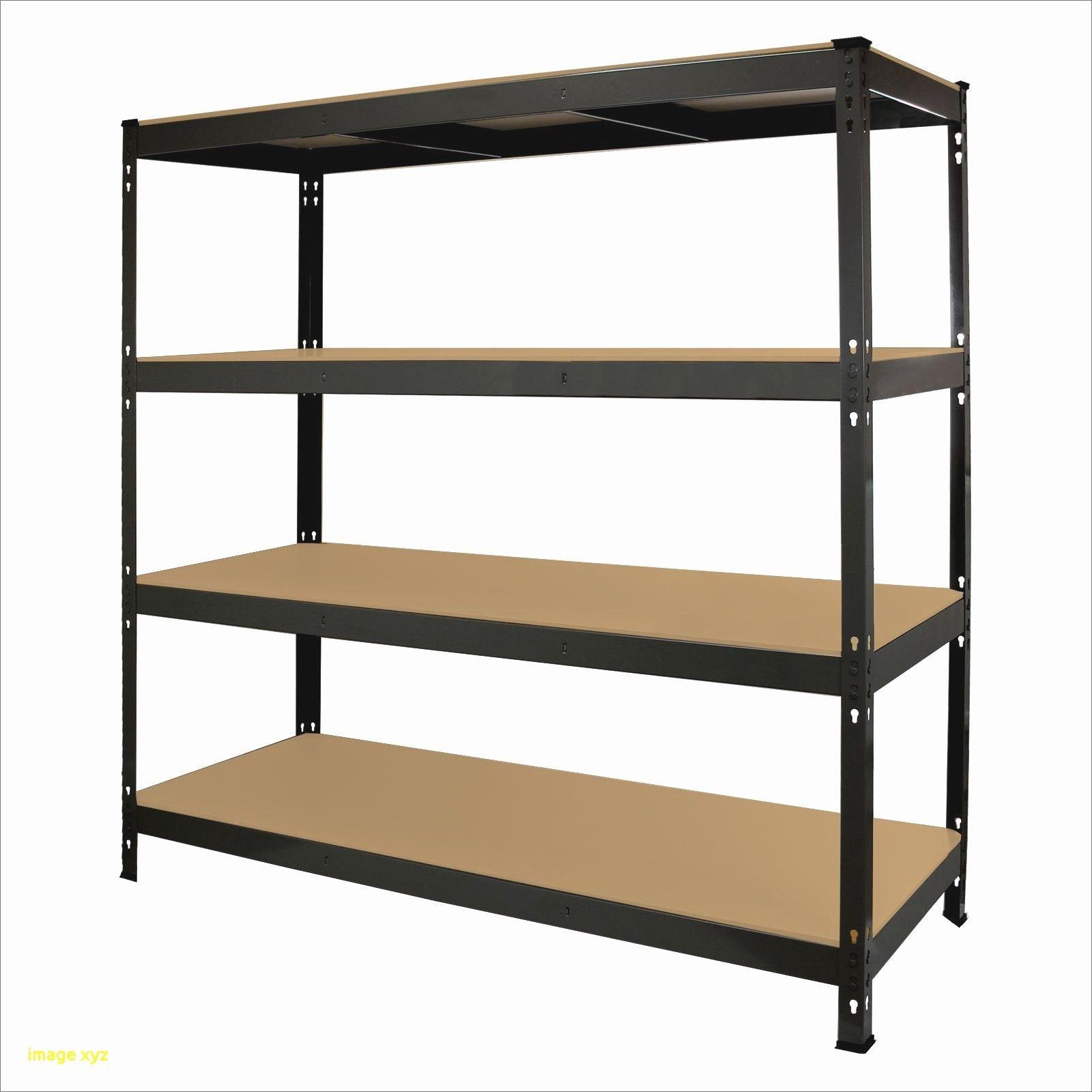 New Etagere Metallique Garage Diy Garage Storage Cabinets Metal Bookcase Wall Storage Shelves
