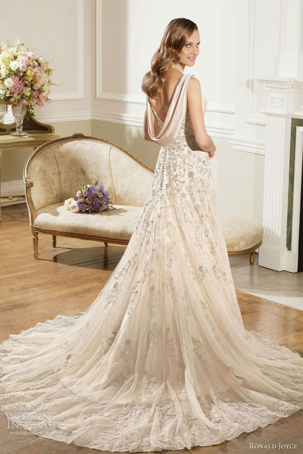 IVORY-Color WEDDING DRESS Reposted by Dr. Veronica Lee, DNP (Depew ...