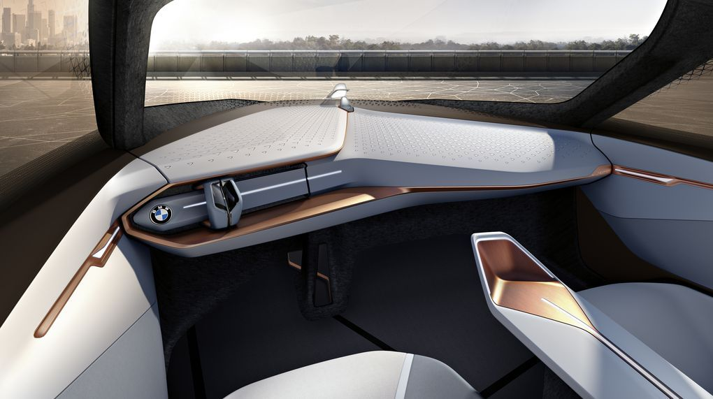 Bmw S Insane Car Of The Future Replaces Dashboards With Augmented