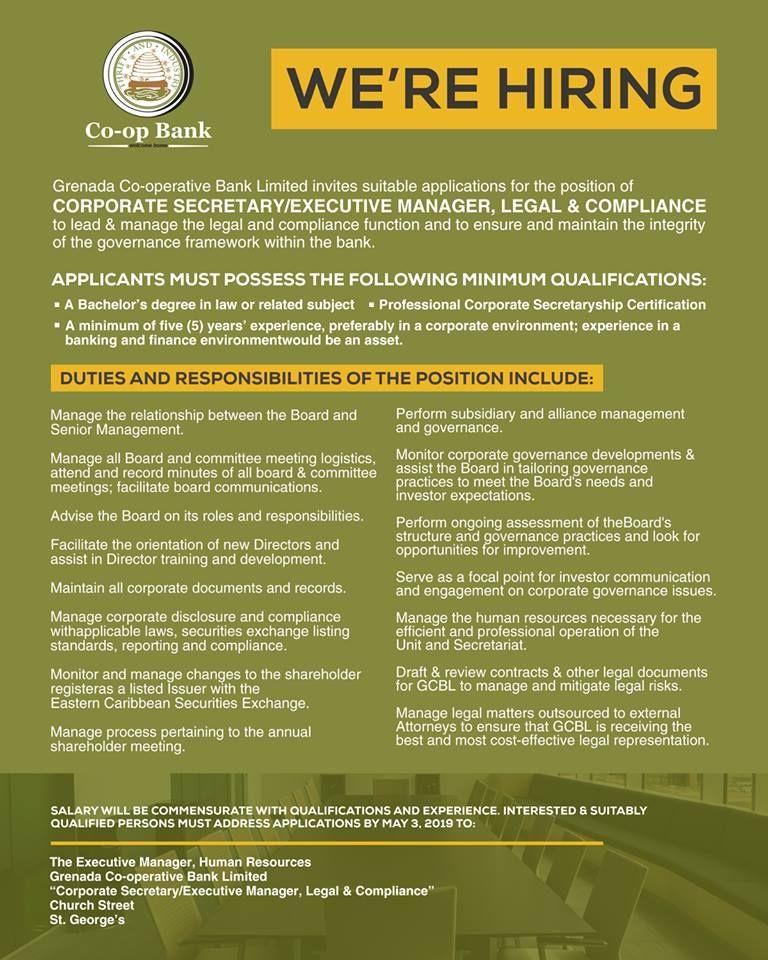 Pin by on caribbean jobs caribbean jobs