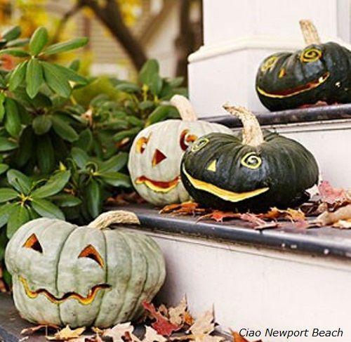 C mo decorar calabazas recetas halloween decorar calabazas halloween calabazas de halloween - Decoracion calabazas halloween ...