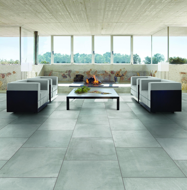 Cementina Light Grey 600x600 Chic Living Room Design Porcelain Floor Tiles Porcelain Flooring
