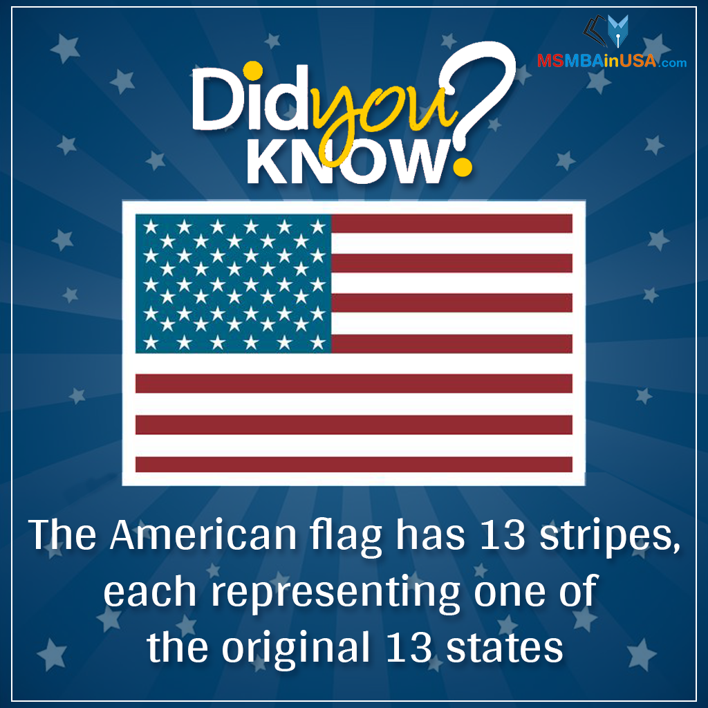 The Americannationalflag Has 13 Equal Horizontal Red Stripes Alternating With White Where Each Stripe Represents One Of The American Flag Red Stripes Stripes