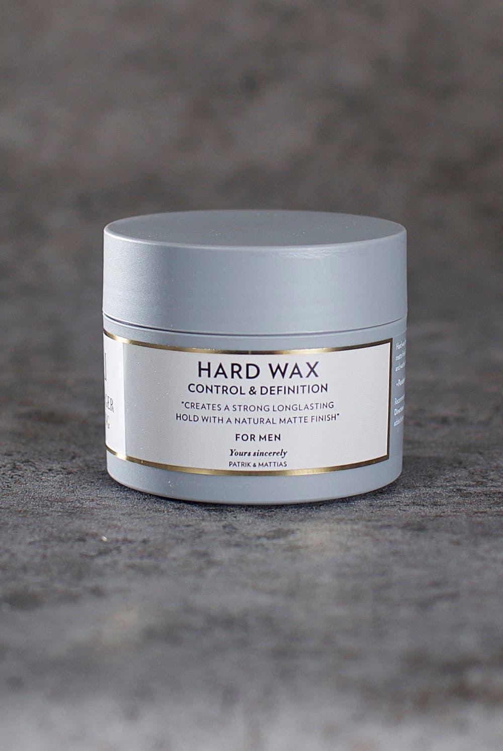 lernberger stafsing hard wax