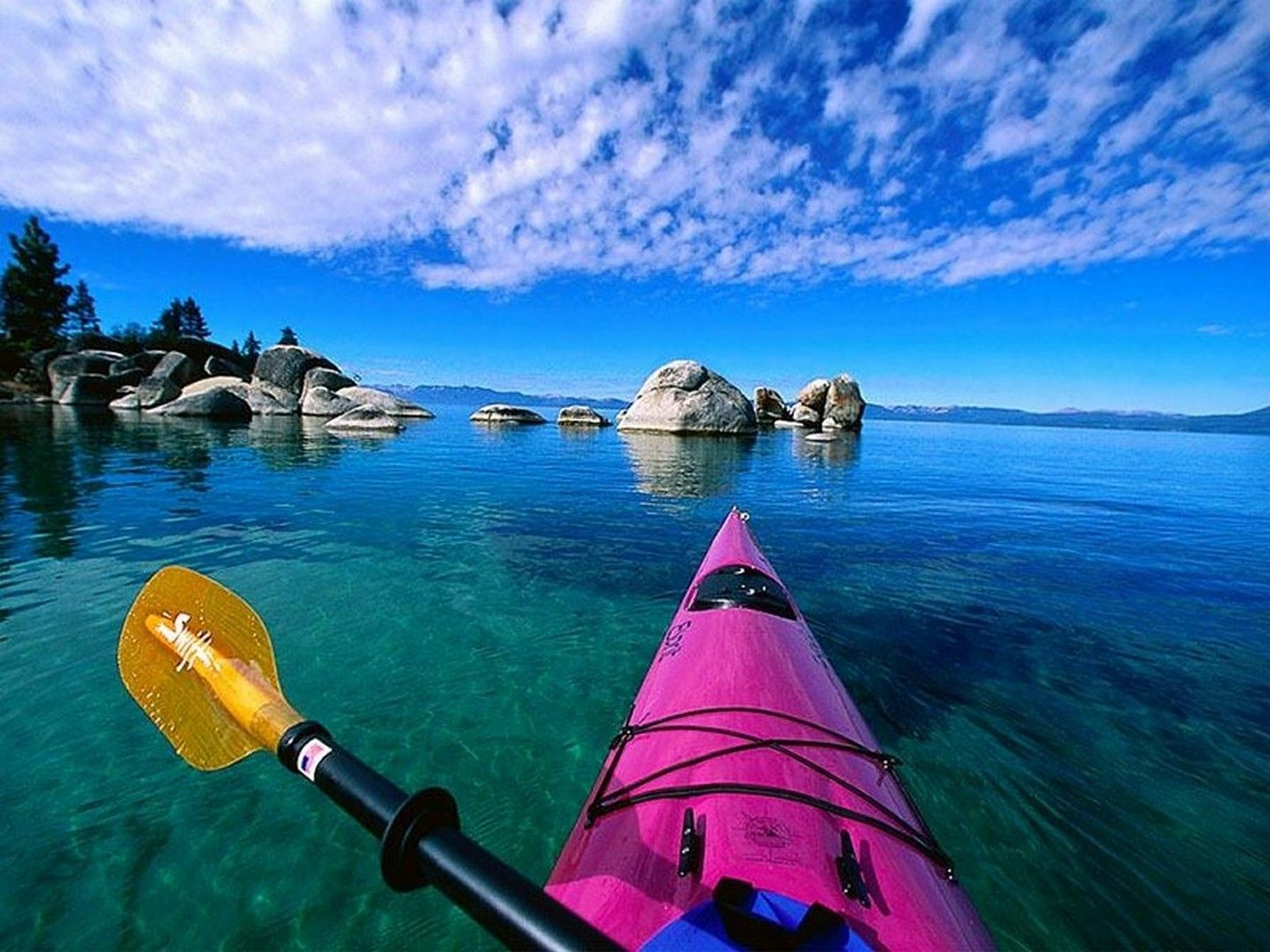 Kayaking Wallpapers Free