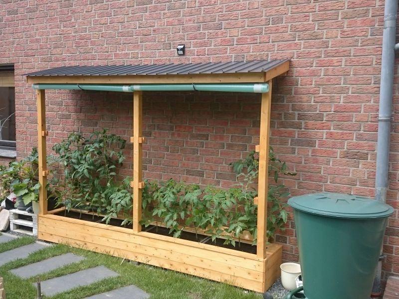 Photo of Una casa di pomodoro appoggiata alla casa – istruzioni di costruzione per costruirti – 1-2-do.com -…