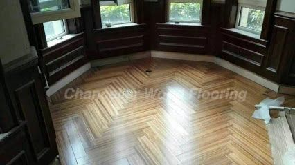 Zebra Wood Flooring In Herringbone Style With Images Flooring