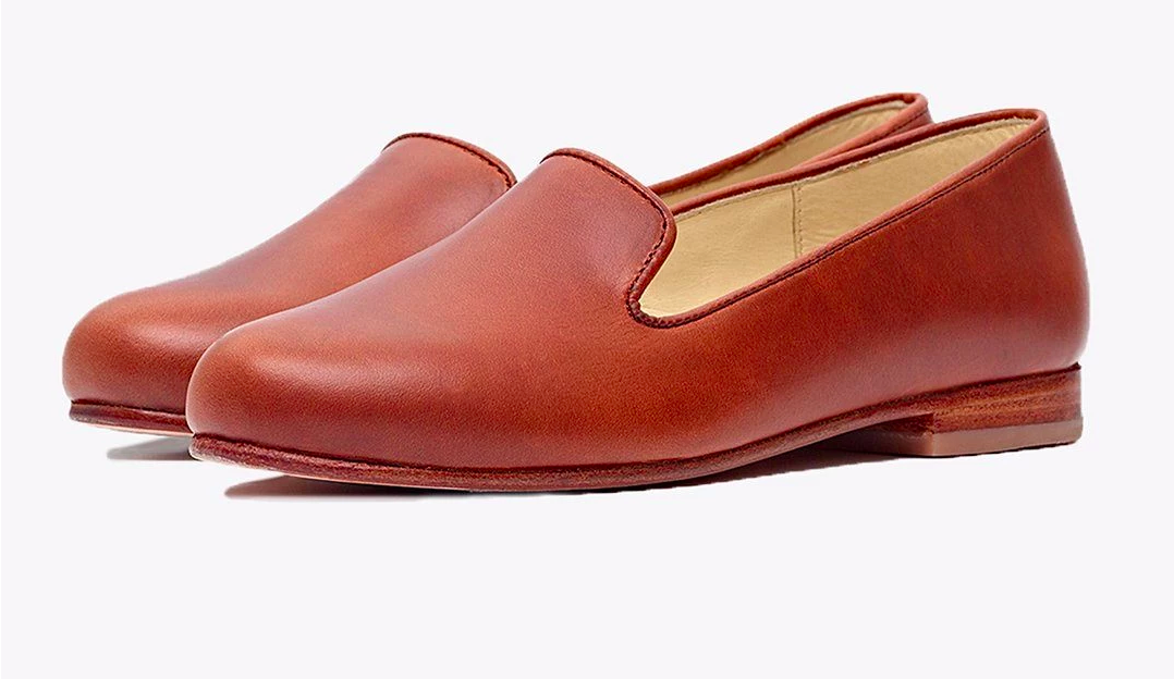 Leather smoking shoes for a reliable classic that'