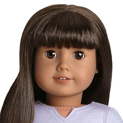 American Girl Doll Just Like You 2 Features Face Mold Classic