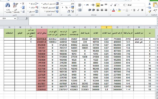 اكبر مجموعه صيغ ودوال اكثر مع التطبيق العملي للمحاسبين للاساذ محمد حلمي Accounting Blog Blog Posts