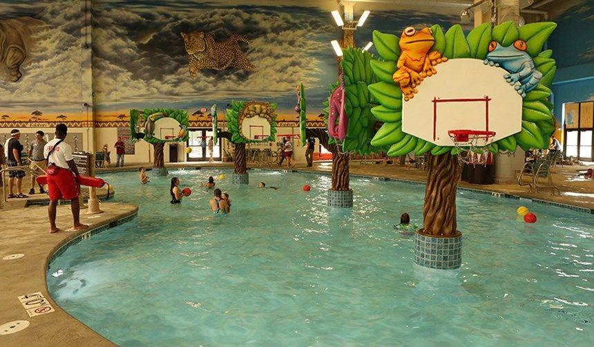 Kalahari Waterparks Resorts Conventions Pocono Mountains Pennsylvania Indoor Waterpark Indoor Waterpark Water Park Kalahari Water Park