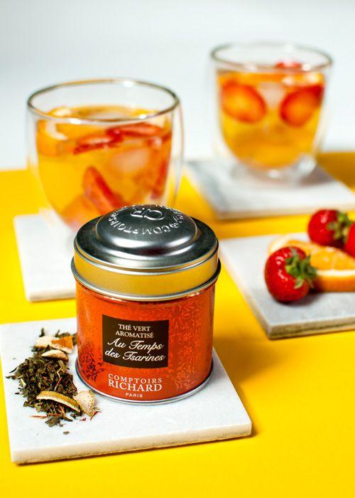Au Temps Des Tsarines Comptoirs Richard Boissons Tea Tea Blog
