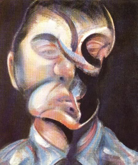 1972 Francis Bacon - Self-portrait - 4 | Art I Love | Pinterest ...