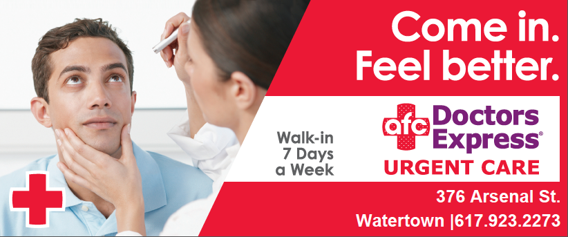 7days a week... Watertown, Urgent care, Expressions