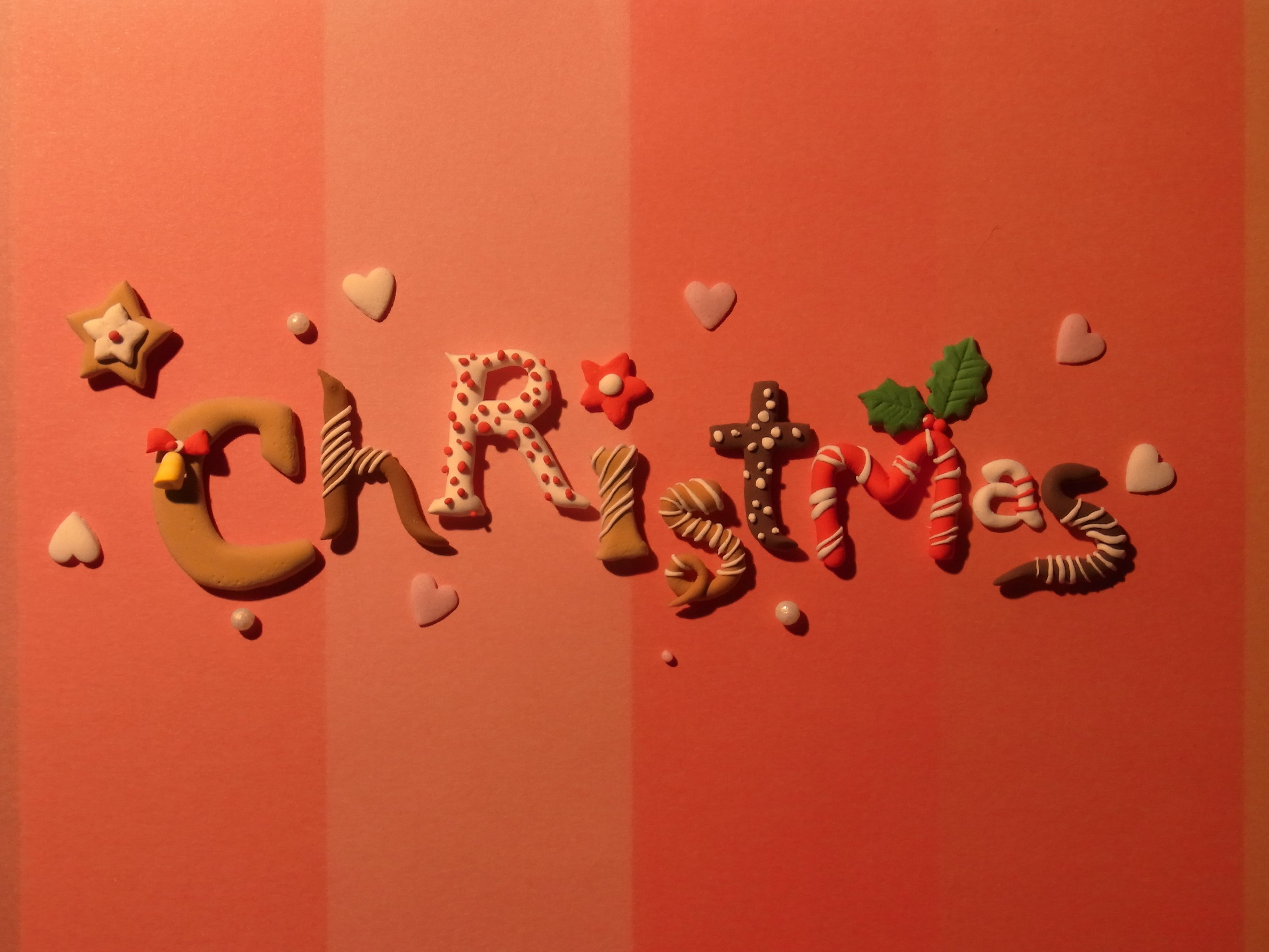 Polymer Clay Font
